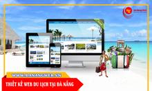 Thiết kế website du lịch tại Đà Nẵng bán tour quá dễ dàng