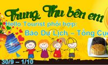 Hello Tourist tổ chức tour từ thiện