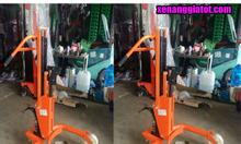 Xe di chuyển thùng phuy 300kg, giá siêu rẻ tại Hà Nội