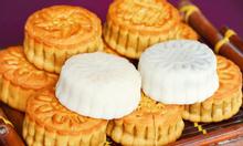 Dạy làm bánh trung thu truyền thống để kinh doanh