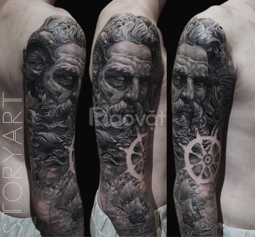 Shop xăm Story Art Tattoo Q1