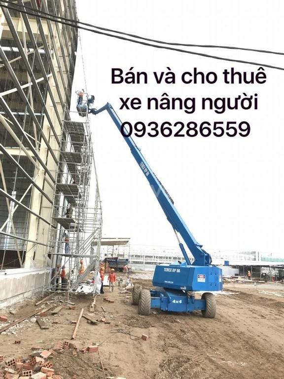 Bán và cho thuê xe nâng tại Nghệ An