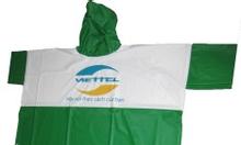 Áo mưa in logo quảng cáo