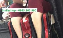 Máy massage chân giảm đau Nhật Bản, máy mát xa bàn chân, bắp chân kèm