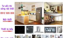 Thiết kế nội thất, thi công nội thất, tủ bếp, phòng ngủ, phòng khách..