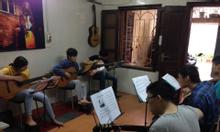 Học Guitar ở Hà Đông