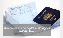 Gia hạn visa Việt Nam, công văn nhập cảnh vào Việt Nam