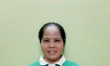 Nhận giúp việc gia đình ăn ở lại tại quận Ba Đình
