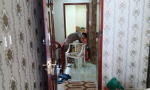 Vệ sinh căn hộ - Giặt rèm cửa