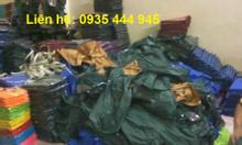 Cơ sở sản xuất áo mưa, in áo mưa tại Đà Nẵng