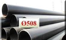 Thép ống phi 508, 273, 457,168x10ly, 11ly, thép hộp, thép tấm, co, tê