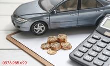 Cho vay mua ô tô - lãi suất siêu hấp dẫn