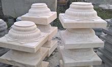 Mẫu chân tảng đá kê cột nhà gỗ cao cấp