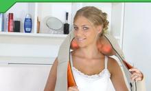 Máy massage vai cổ gáy hồng ngoại giảm đau,máy massage chân Nhật Bản