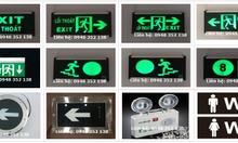 Đèn exit, đèn thoát hiểm, đèn sự cố, đèn chỉ dẫn