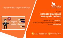 Hỉa phòng: khóa chăm sóc khách hàng dành cho kinh doanh
