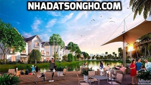 Dịch vụ thiết kế nhà vườn, nhà đất sông hồ (nhadatsongho.com)