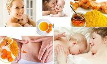 Tinh bôt nghệ sản phẩm chăm sóc sức khoẻ sắc đẹp cho cả gia đình