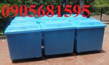 Thùng rác công nghiệp 60l, 80l, 120l, 240l, 660l 090568159