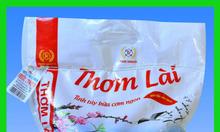 Bao bì đựng gạo 2kg, 5kg, 10kg, bao bì đựng gạo xuất khẩu