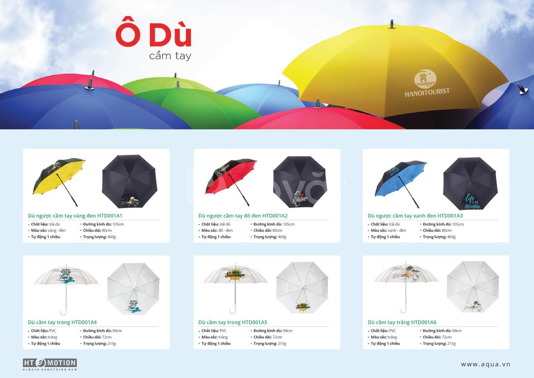 Quà tặng danh cho du lịch: mũ, balo, túi bố, cốc sứ, ô dù ....