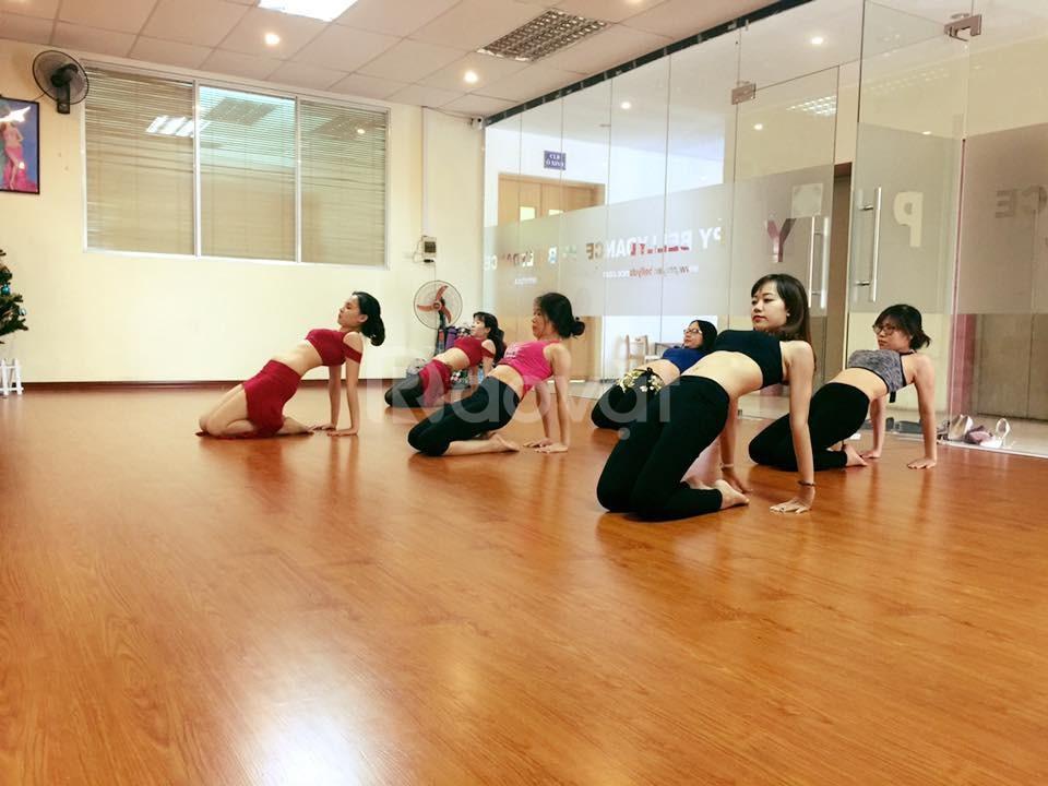 Trung tâm PY Bellydance tuyển sinh các lớp Bellydance (múa bụng)