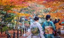 Tour du lịch Nhật Bản 6 ngày giá rẻ