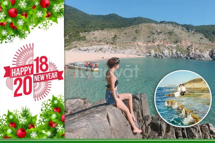 Tour Du lịch Đảo Bình Hưng Hang Rái 2N2Đ: Tết Dương Lịch 2018