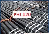 Thép ống đúc phi 108, dn 100, phi 159, od 159