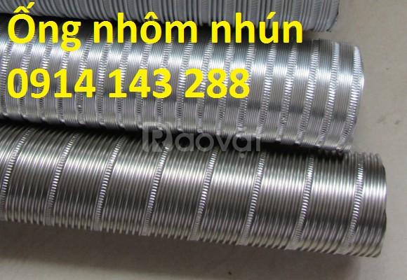 Ống nhôm bán cứng, ống bán cứng, ống nhôm định hình, ống nhôm nhún