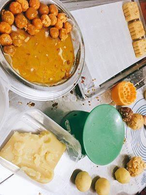 Bánh Trung Thu Nhà Làm Không Chất Bảo Quản
