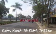 Bán đất hai mặt tiền đường lớn, cạnh TT hành chính TP Bà Rịa