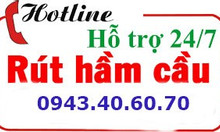 Hút hầm cầu Thuận An