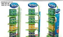 Tủ trưng bày, kệ trưng bày siêu thị, kệ trưng bày chất sản phẩm