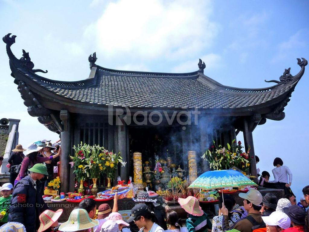 Hà Nội (Long Thành SHOW) - Bái Đính - Tràng An - Hạ Long - Yên Tử  - SAPA