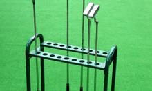Giá để gậy golf, giá để túi gậy