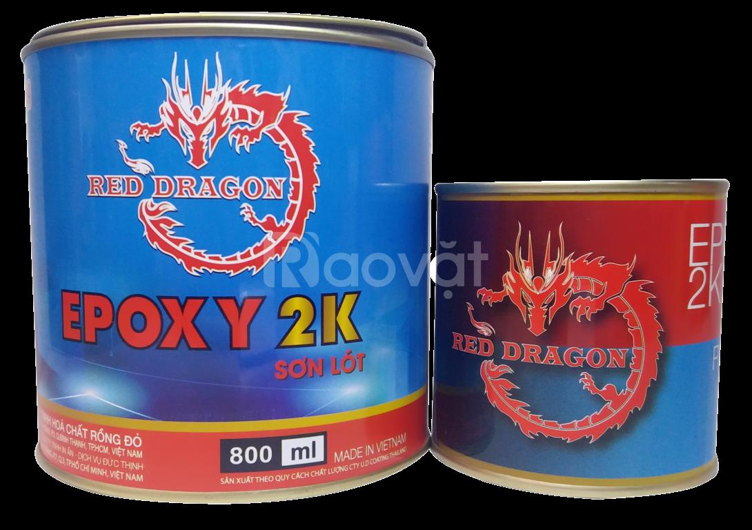 Sơn Epoxy – sơn Red Dragon