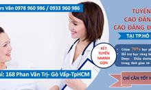 Xét tuyển cao đẳng dược chính quy TpHCM với nhiều ưu đãi