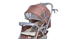 Xe đẩy cho bé Zaracos venza 9586 - brown