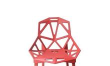Thanh lý ghế ăn, ghế Cafe ONE-S3 màu đỏ tại HCM   Nội thất CAPTA