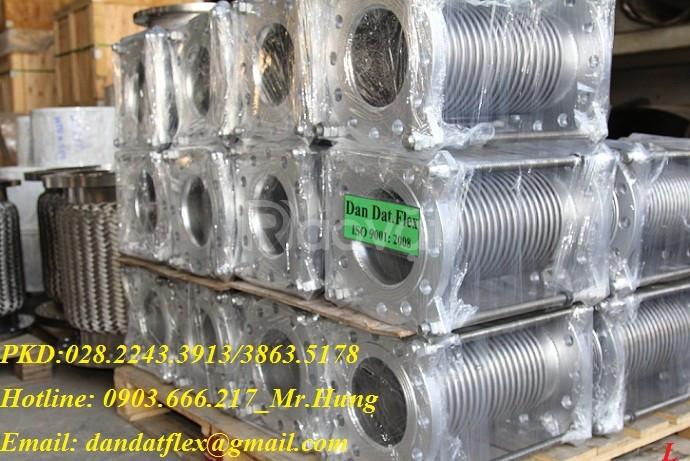 Ống cao su chống rung DN100 - Khớp nối mềm cao su, ống cao su