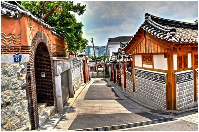 Tour du lịch Hàn Quốc 5 ngày giá tốt