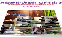 Đào tạo  và cấp thẻ nhân viên xoa bóp bấm huyệt tại Hồ Chí Minh