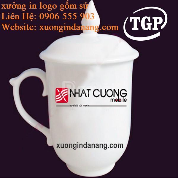 Sản xuất in ấn quà tặng gốm sứ tại Quảng Bình