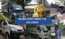Cho thuê xe tải chở hàng tại Hạ Long