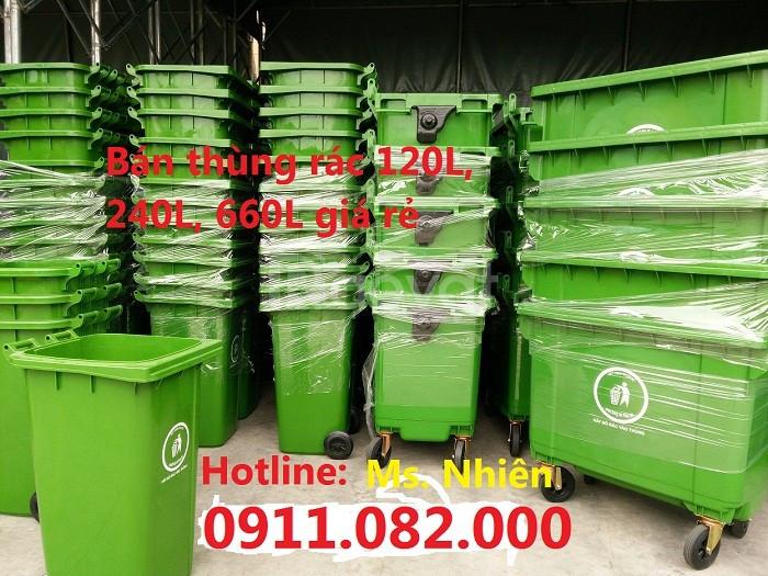 Chuyên sỉ - lẻ thùng rác công nghiệp giá rẻ- hạ giá thùng rác trong kho