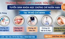 Học châm cứu xoa bóp bấm huyệt ở đâu TPHCM?