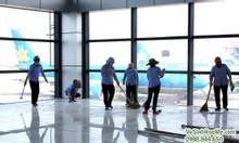 Dịch vụ vệ sinh căn hộ, vệ sinh công nghiệp nhà ở