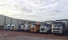 Cung cấp dịch vụ cho thuê xe tải vận chuyển hàng hóa dự án