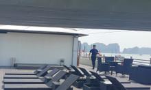 Thiết kế nội thất du thuyền Hạ Long